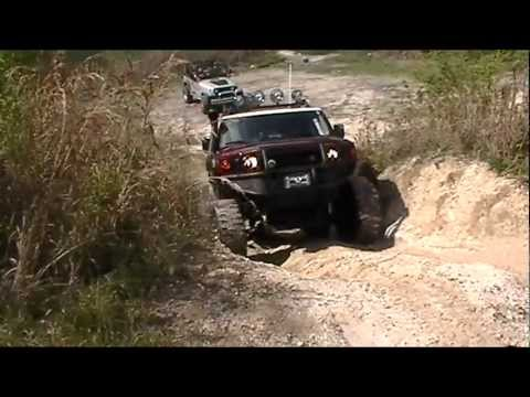 BDD Jeep in Ocala - Off Road in Area51 and Studio54