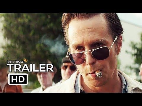THE BEST OF ENEMIES   2018 Sam Rockwell, Taraji P. Henson Movie HD
