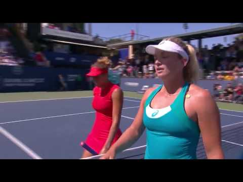 2017 Bank of the West Classic Final Championship Point | Madison Keys vs CoCo Vandeweghe