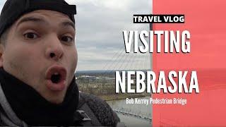 Visiting Omaha | Nebraska TRAVEL VLOG