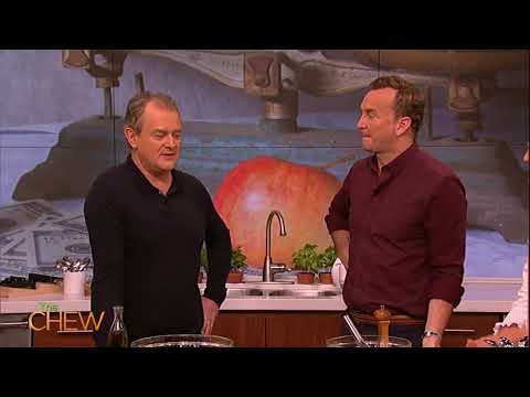 Hugh Bonneville Talks Notting Hill And Working With Hugh Grant On The Chew