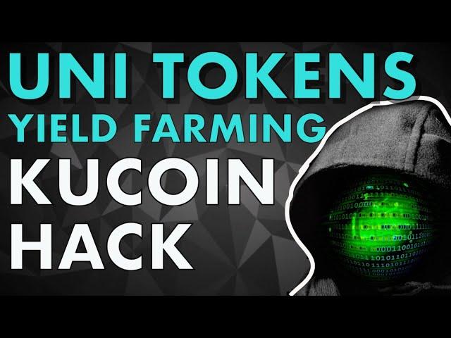 UNI Leveraged Yield Farming, Kucoin Hack, NFTs, Frontrunning in Blockchain...