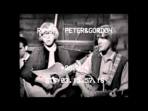 "Peter & Gordon ""I Go To Pieces"" on Hollywood A Go Go"