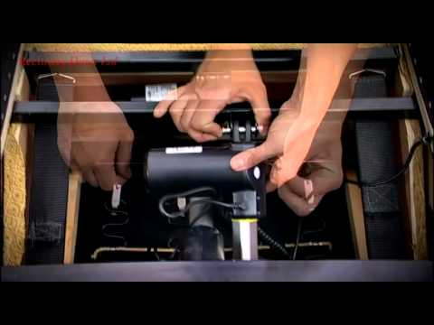 Power Recliner Chair Parts Office Chairs Costco Dual Motor Riser Changing The - Youtube