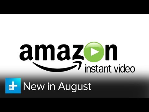 Here's What's New on Amazon Prime Video in August