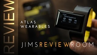 Atlas Wearables Weight Lifting Tracker - REVIEW