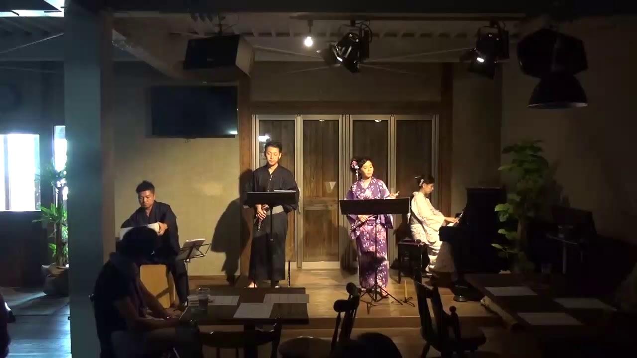 日本の抒情歌メドレー(浜辺の歌~椰子の実~SUMMER)② - YouTube