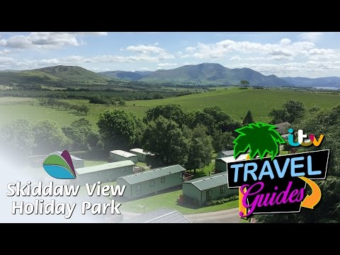 Skiddaw View Holiday Park, ITV 'Travel Guides' 2015