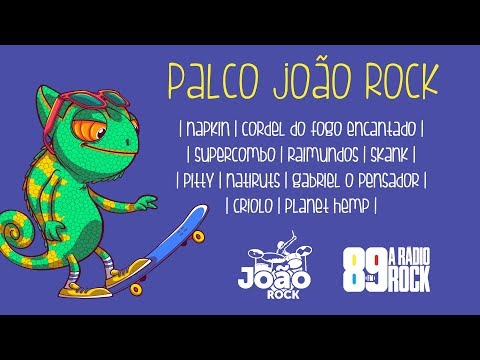 João Rock 2018 - 89 A Rádio Rock