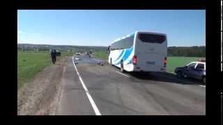 Видео ДТП и последствий в Игринском районе 30 05 2014 Удмуртия
