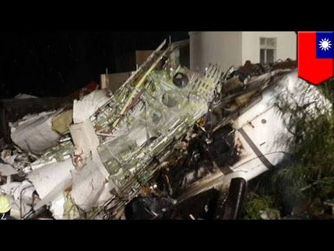 Taiwan TransAsia Airways plane crash: 47 killed, 11 injured