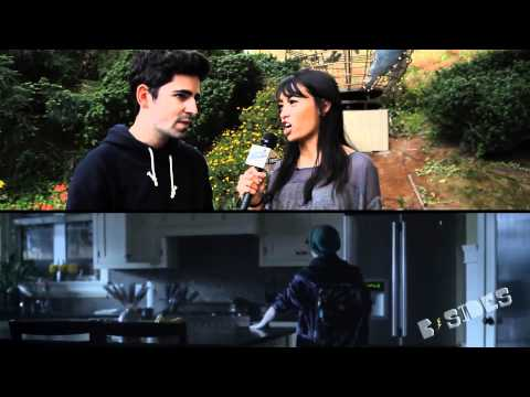Felix Cartal Interview with B-Sides On-AIr
