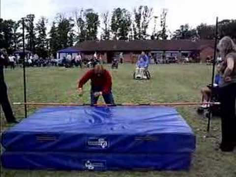 high jump video youtube how to