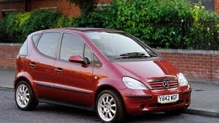 mercedes a160 elegance semi auto video tour
