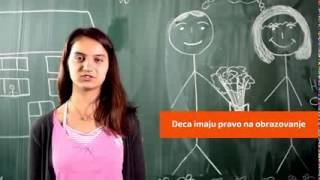 World Vision TVC - Children's Rights - Kids for Peace in Kosovo
