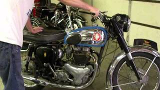 1958 BSA Golden Flash for sale on Ebay