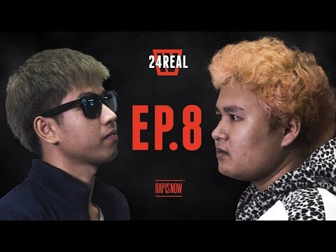 TWIO4 : EP.8 LYKENZ vs PH4NIYAH (24REAL) | RAP IS NOW