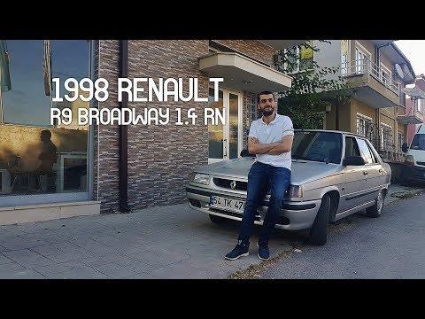 Renault R9 Broadway 1998 Model 275 Bin KM   TEST