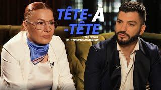 Tete A Tete 29 Անչոկը` երեխայի հոր, բաժանության, Հայաստանը լքելու մասին