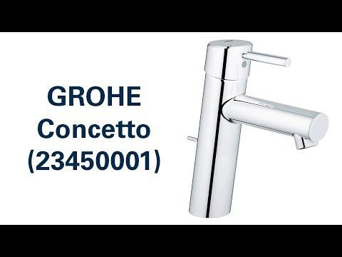 Змішувач GROHE Concetto (23450001)