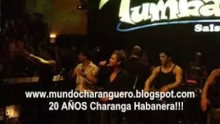 CHARANGA HABANERA-PAPELES EN VIVO LIMA PERÙ 2008