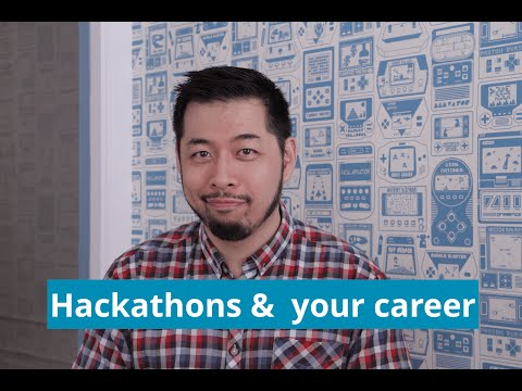 How hackathons can help your career
