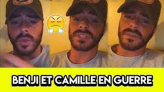 Benjamin EN GUERRE avec Camille ? IL RÉTABLIT LA VÉRITÉ ! (LMvsLRDM3)