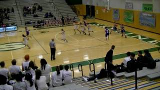 Issaquah Girls JV Basketball vs  Skyline 12162016