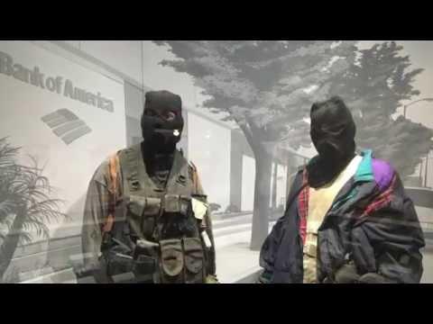 North Hollywood Bank Shootout Paranormal Investigation