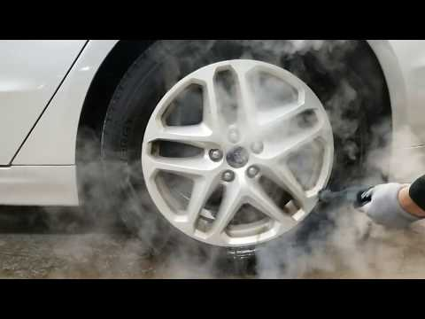 Cleaning your Tires & Rims in Cold Weather