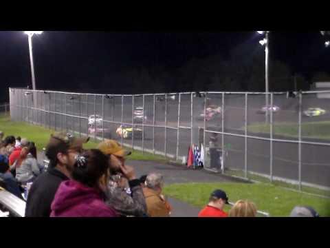 Stock Car Amain @ Boone Speedway 05/27/17