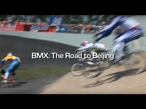 Road To Beijing: History of BMX Supercross