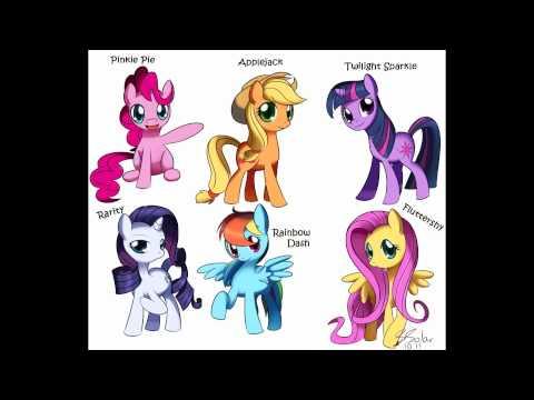 my little pony ringtone download