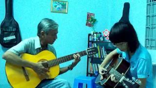 La Maritza & Besame Mucho ( on Guitar )