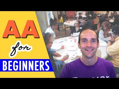Download  AA for Beginners! What to Expect During an Alcoholics Anonymous Meeting? Gratis, download lagu terbaru