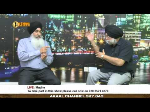 Akaal Channel Live - Mudhe