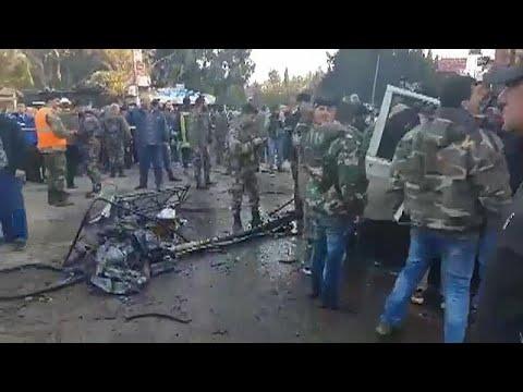 سوريا: قتيل و14 جريحا في انفجار سيارة مفخخة في مدينة اللاذقية …  - نشر قبل 56 دقيقة