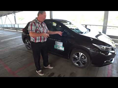 The 2018 Nissan Leaf Accident Damage *IMPORTANT INFORMATION*