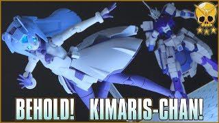 Gundam Kimaris-Chan Appears!!! HGBD Mobile Doll Sarah Review