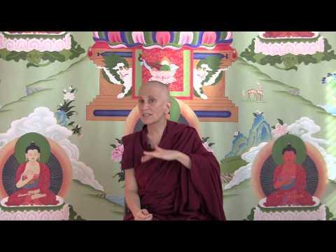 Meditating on mindfulness of feelings
