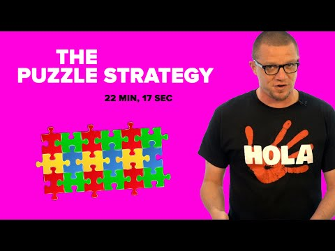 The Puzzle Strategy - Improve your Spanish FAST (S03E07)