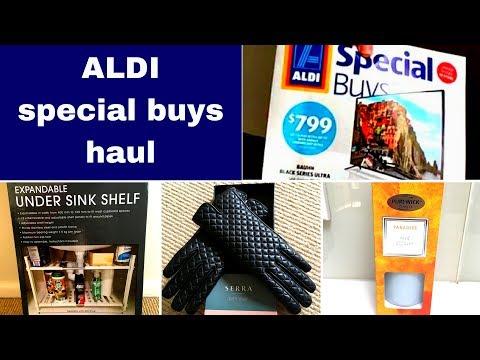 Aldi special buys review | Aldi haul