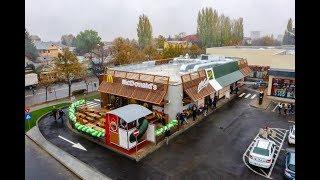 Deschidere McDonald s Focsani