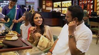 Joyalukkas Customer testimonial from Coimbatore