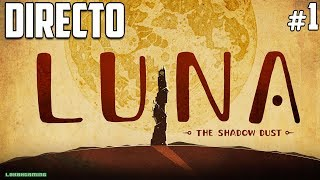 Vídeo LUNA The Shadow Dust