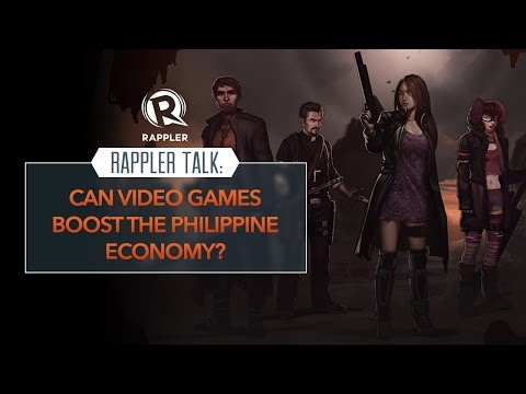 Rappler Talk: Can video games boost the Philippine economy?