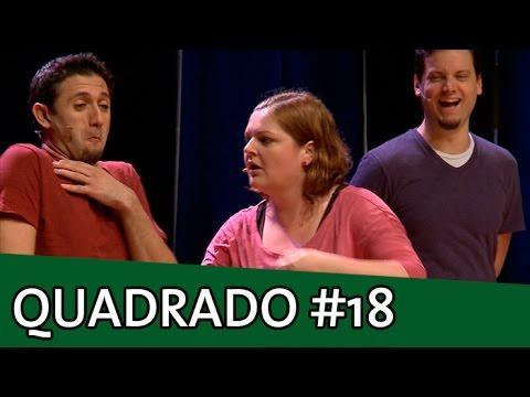 IMPROVÁVEL - QUADRADO IMPROVÁVEL #18