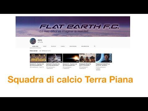 Club calcistico Flat Earth - videoclip dell'inno thumbnail