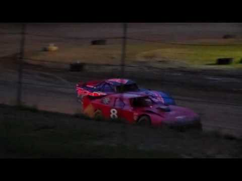 Marion Center Speedway 6/4/16 Street Stock Feature Part 2