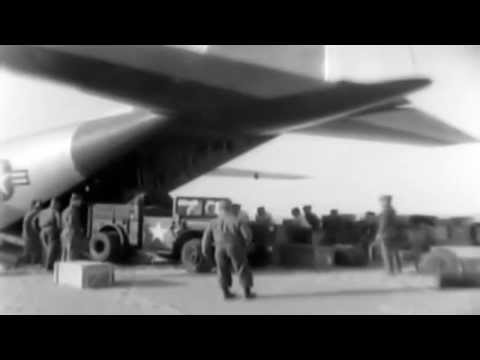 "Search For Remains Of The WWII B-24 Bomber ""Lady Be Good,"" 1960 (full)"